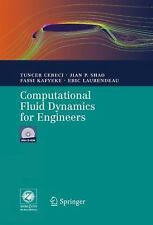 Computational Fluid Dynamics for Engineers: From Panel to Navier-Stoke-ExLibrary