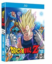 Dragon Ball Z . The Complete Season 8 . Staffel DragonBall Anime . 4 Blu-ray NEU