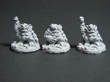 28 mm Ramshackle Miniatures  Post Apocalypse Mutant Cyborg Monkeys