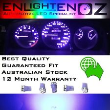 Purple UV LED Dash Gauge Light Kit - Toyota Corolla AE111 AE112 1998-2001