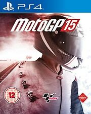 MotoGP 15 (Playstation 4 PS4, Motorcycle Racing, Video Game) Brand New Sealed