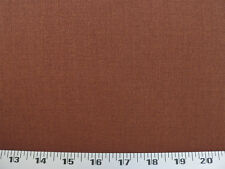 Drapery Upholstery Fabric Indoor / Outdoor Two-Toned Mottled Solid - Rusty Brick