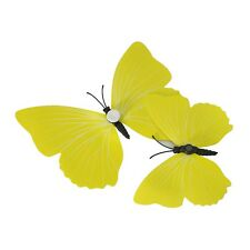 12pcs 3D Butterfly Sticker Art Design Decal Wall Stickers Home Decor Magnetic