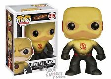 Funko Pop! The Flash TV Reverse Flash CW Licensed Vinyl Figure