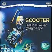 Scooter - Under the Radar Over the Top Cd & Dvd Best of