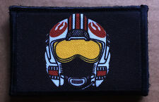Star Wars X Wing Red 5 Helmet  Velcro Morale Patch Molle Tactical Mil-spec Luke