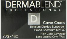 Dermablend Professional Cover Creme SPF 30 - 1 oz - Yellow Beige (Chroma 1 1/2)