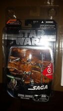 Star Wars THE DEMISE OF GENERAL GRIEVOUS Target ex Action Figure Saga Collection