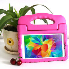 "Rose Kids Shockproof Cover Case w/ EVA Handle For 7"" Samsung Galaxy Tab3 P3200"