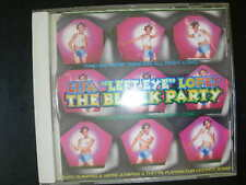 LISA LEFT EYE LOPEZ The Block Party(2 Mixes) + Friends, Tampered With CD ARISTA
