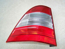 98-01 Mercedes ML320 ML430 ML55 Left Tail light OEM W163 Taillamp Tail Light