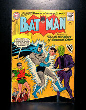 COMICS: DC: Batman #160 (1963) - RARE (superman/figure/flash/justice league)