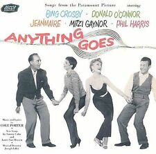Unknown Artist Anything Goes (1956 Film Soundtrack) CD