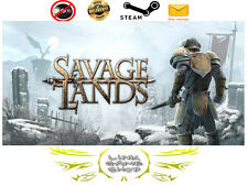 Savage Lands PC & Mac Digital STEAM KEY - Region Free