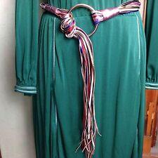 ������Cintura Armani pelle multicolor