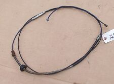 92 93 94 95 96 97 FORD F150 F250 F350 EXT CAB PARK BRAKE CABLE PEDAL TO SPLITTER