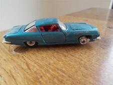 Vtg CORGI Toys GHIA L6.4 Chrysler V8 Engine CAR 1963 Diecast Tinplate Made in GB
