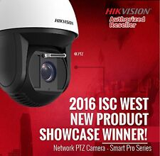 4K 8MP Ultra HD Hikvision 36X Outdoor Smart IR PTZ Speed Dome/DS-2DF8836IV-AELW^