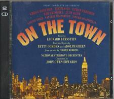 C.D.MUSIC  D665   ON THE TOWN : FIRST COMPLETE RECORDING 2 DISC SET  CD