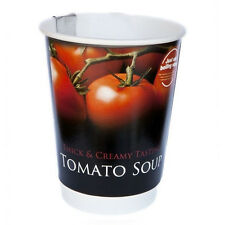 150 x WHOLESALE BOX In Cup, Incup 2GO Drinks 12oz Sealed Creamy Tomato Soup