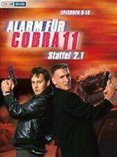 """ALARM FÜR COBRA 11 """"STAFFEL 2.1""""  3 DVD NEU"""