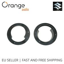 "Suzuki SX4 Front and Rear Door Speaker Adaptors Rings 16 cm 160 mm 6.5"" 06-14"