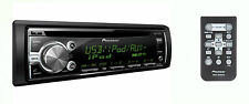 PIONEER DEH-X3700UI Single Din In Dash CD/MP3/AUX Car Audio Stereo w/MIXTRAX