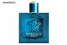 Eros Cologne by Versace, 3.4 oz EDT Spray for Men NEW-NO BOX-WITH CAP