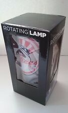 New York Yankees Plastic Plug-in Rotating Lamp NIB MLB Wincraft Logo