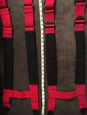 FIREFIGHTER/TURNOUT/BUNKER PADDED SUSPENDERS
