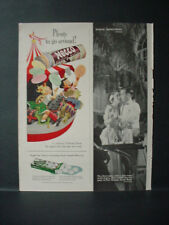 1951 Necco Wafers Canada Mint Candy Snack Vintage Print Ad 11263