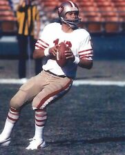 JIM PLUNKETT 8X10 PHOTO SAN FRANCISCO FORTY NINERS 49ers PICTURE