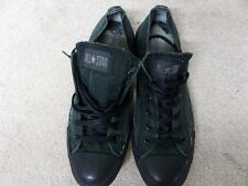 CONVERSE ALL STAR OX STYLE SIZE EU 41.5 UK 8 BLACK GOOD/WORN SKU AB648