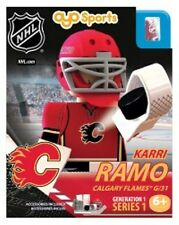 Karri Ramo OYO Calgary Flames Goalie Figure NHL HOCKEY G1