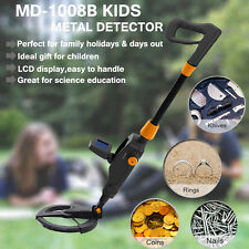 Sensitive Kids Metal Detector Gold Hunter Digger Treasure Hunt Explorer Toy