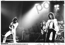 Queen Live POSTER 61x91cm NEW * Palace Theatre Manchester October 1974 rock band