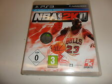 PLAYSTATION 3 PS 3 NBA 2k11