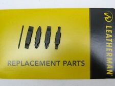 LEATHERMAN 5 Piece Bit Kit 934925 for Charge TTi WAVE Surge MUT EOD New!