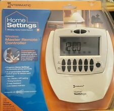 Intermatic HA07C Home Settings Wireless Master Remote Control System Z Wave