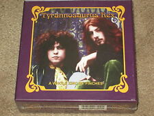 TYRANNOSAURUS REX / T REX - A WHOLE ZINC OF FINCHES - 6 DISC BOX - NEW