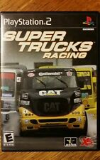 Super Trucks Racing Play Station 2-E for Everyone