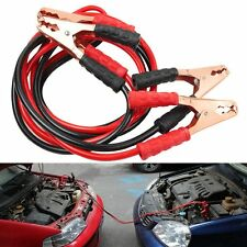 Heavy Duty 500A 6.5FT Booster Cable Jumping Cables Power Jumper Start
