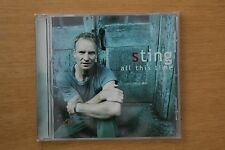 Sting  – ...All This Time    (C167)
