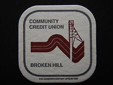 BROKEN HILL COMMUNITY CREDIT UNION COASTER