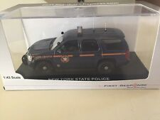 First Response New York State Police 1/43 Tahoe
