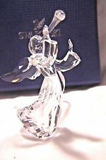 GORGEOUS SWAROVSKI CRYSTAL CHRISTMAS ANGEL ORNAMENT ANNUAL EDITION 2016 # 521554