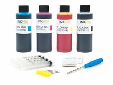 InkPro Premium Combo Ink Refill Kit for Canon PG-240/CL-241 4oz