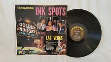 INK SPOTS - THE SENSATIONAL INK SPOTS - PARADE RECORDS - STEREO - SP-375