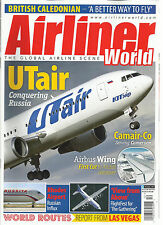 AIRLINER WORLD, DECEMBER, 2013  ( THE GLOBAL AIRLINE SCENE ) BRITISH CALEDONIAN