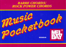 Barre Chords/Power Chords Pocket Book